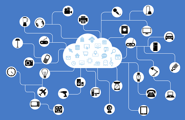 The cloud of sensors for the IOT